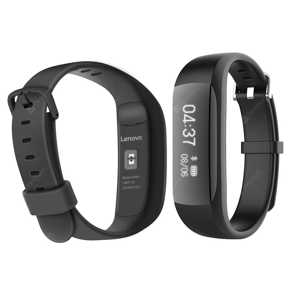 Lenovo HW01 Smart Wristband Braccialetto Intelligente