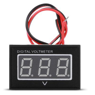 HakkaDeal V40D Green Digital LED Voltmeter Module