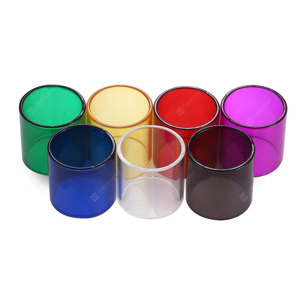 Replacement Glass Tank with 23mm for Geekvape Ammit ( 7 Colors / Pack )