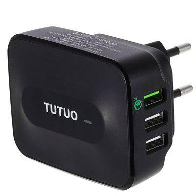 TUTUO QC – 028P Qualcomm Certified Power Adapter