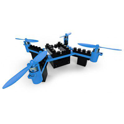 HELIWAY 902H Building Block RC Quadcopter - RTF