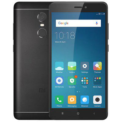 Xiaomi Redmi Note 4 3/32GB Black