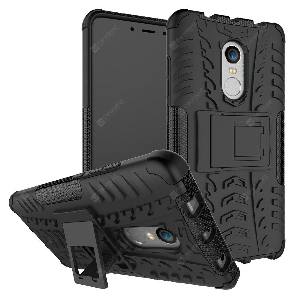3D Relief Case Back Cover Protector BLACK