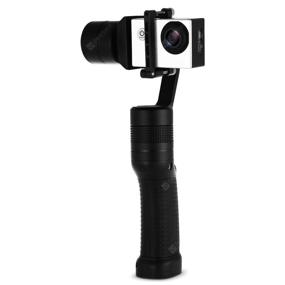 Wewow G3 3-axis Handheld Gimbal Action Camera Stabilizer Gyro for GoPro HERO4