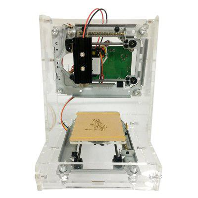 NEJE Transparent Laser Engraver Printer Machine 300mW