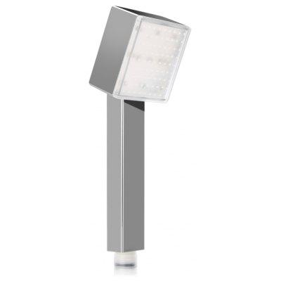 SDS-A4 3 Colors Changing LED Shower Head with Temperature Sensor