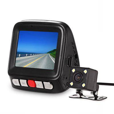 V9 Mini Car Front Rear DVR Camera