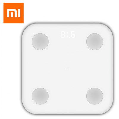 Xiaomi Bluetooth 4.0 Smart Vektskala - NORMAL VERSION WHITE