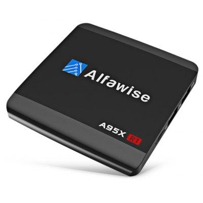 Alfawise A95X R1 TV Box - EU BLACK