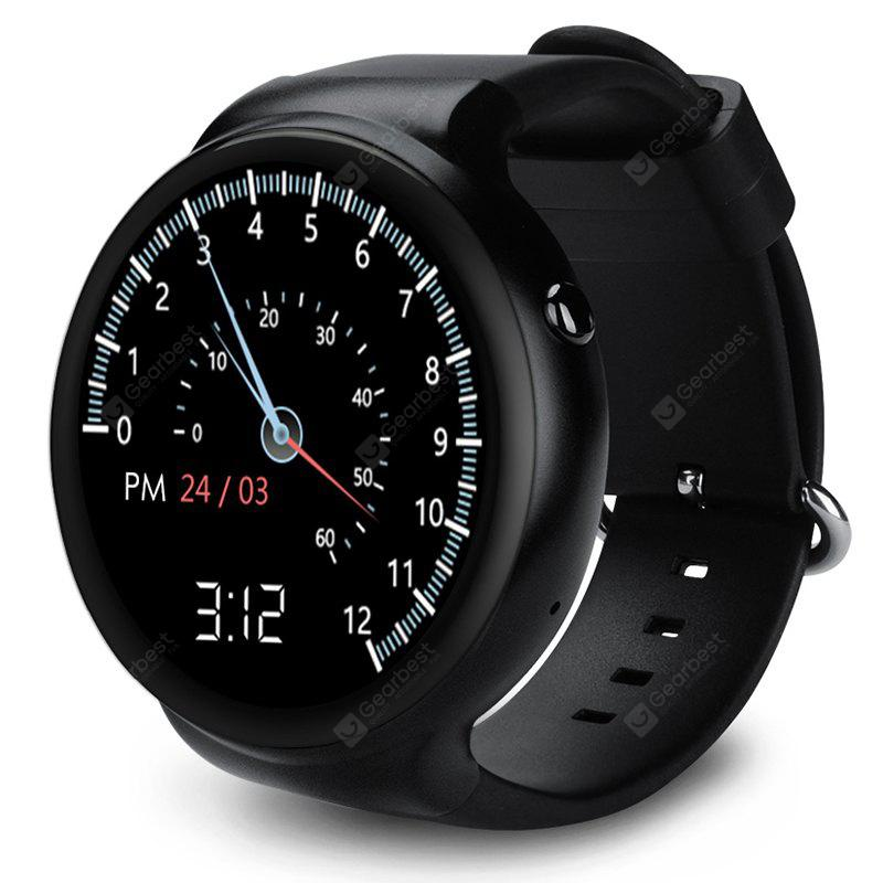 I4 3G Smartwatch Phone 1.39 inch Android 5.1 MTK6580M 1.0GHz Quad Core 1GB RAM 16GB ROM Pedometer Heart Rate Measurement