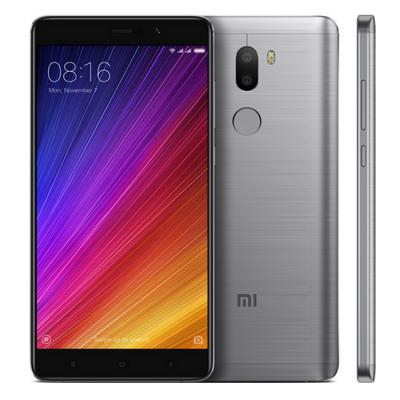 Gearbest Xiaomi Mi5S Plus 4G Phablet 64GB ROM  -  INTERNATIONAL VERSION  DEEP GRAY