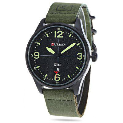 CURREN 8265 Quartz Watch for Men