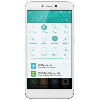 Xiaomi Redmi 4X 4G SmartphoneCell phones<br>Xiaomi Redmi 4X 4G Smartphone<br><br>2G: GSM B2/B3/B5/B8<br>3G: WCDMA B1/B2/B5/B8<br>4G: FDD-LTE B1/B3/B5/B7/B8<br>Additional Features: Calendar, Calculator, Browser, Bluetooth, Alarm, 4G, 3G, Fingerprint recognition, Fingerprint Unlocking, Wi-Fi, Proximity Sensing, People, MP4, MP3, Light Sensing, Gravity Sensing, GPS<br>Back camera: with flash light and AF, 13.0MP<br>Battery Capacity (mAh): 4100mAh<br>Battery Type: Non-removable<br>Bluetooth Version: Bluetooth V4.2<br>Brand: Xiaomi<br>Camera Functions: Face Detection, Panorama Shot, Face Beauty<br>Camera type: Dual cameras (one front one back)<br>CDMA: CDMA 2000/1X BC0<br>Cell Phone: 1<br>Cores: 1.4GHz, Octa Core<br>CPU: Snapdragon 435<br>E-book format: TXT<br>External Memory: TF card up to 128GB (not included)<br>Front camera: 5.0MP<br>GPU: Adreno 505<br>I/O Interface: TF/Micro SD Card Slot, Speaker, Micophone, 3.5mm Audio Out Port, Micro USB Slot, 1 x Nano SIM Card Slot, 1 x Micro SIM Card Slot<br>Language: Indonesian, Malay, German, English, Spanish, French, Italian, Lithuanian, Hungarian, Uzbek, Polish, Portuguese, Romanian, Slovenian, Slovak, Vietnamese, Turkish, Czech, Croatian,  Russian, Ukrainian,<br>Music format: MP3, AAC, WAV, AMR, FLAC<br>Network type: GSM+CDMA+WCDMA+TD-SCDMA+FDD-LTE+TD-LTE<br>OS: MIUI 8<br>Package size: 15.90 x 9.00 x 5.00 cm / 6.26 x 3.54 x 1.97 inches<br>Package weight: 0.3120 kg<br>Picture format: GIF, BMP, JPEG, PNG<br>Power Adapter: 1<br>Product size: 13.92 x 7.00 x 0.87 cm / 5.48 x 2.76 x 0.34 inches<br>Product weight: 0.1480 kg<br>RAM: 2GB RAM<br>ROM: 16GB<br>Screen resolution: 1280 x 720 (HD 720)<br>Screen size: 5.0 inch<br>Screen type: Capacitive<br>Sensor: Accelerometer,Ambient Light Sensor,Gravity Sensor,Gyroscope,Infrared,Proximity Sensor<br>Service Provider: Unlocked<br>SIM Card Slot: Dual SIM, Dual Standby<br>SIM Card Type: Micro SIM Card, Nano SIM Card<br>SIM Needle: 1<br>TD-SCDMA: TD-SCDMA B34/B39<br>TDD/TD-LTE: TD-LTE B38/B39