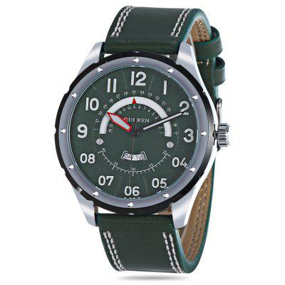 CURREN 8267 Quartz Watch for Men