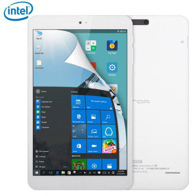 Buy WHITE Onda V820w CH Tablet PC Windows 10 Home + Android 5.1 for $91.97 in GearBest store