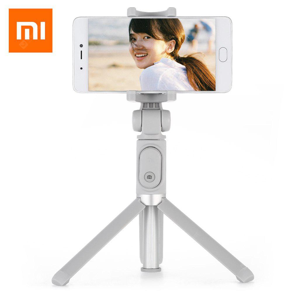 Xiaomi Selfie Stick 2 in 1 con Supporto Treppiede  Bluetooth con controllo remoto - Black