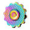 Gear Brass Fidget Spinner Funny Stress Reliever Relaxation Gift - COLORFUL