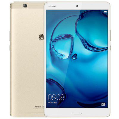 Buy CHAMPAGNE GOLD Huawei M3  (BTV-W09 ) Tablet PC Chinese Version for $409.29 in GearBest store