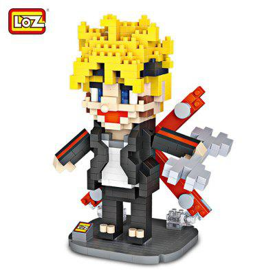LOZ Cartoon Figure Style Building Brick Toy - 460pcs / set
