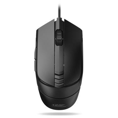 JamesDonkey 125M 5000DPI Wired USB Gaming Mouse