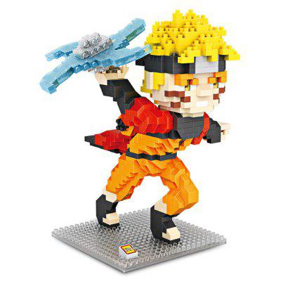LOZ Cartoon Figure Style ABS Building Brick Toy
