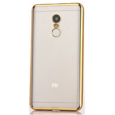 ASLING TPU Soft Protective Case for Xiaomi Redmi Note 4