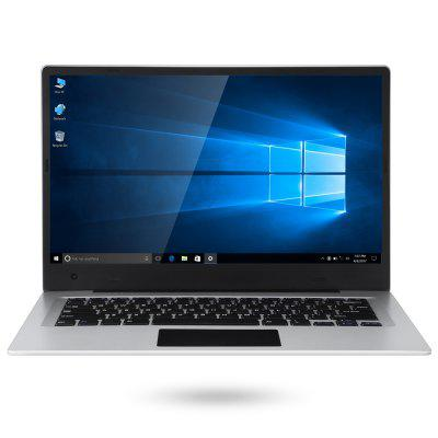 Jumper EZBOOK 3 NotebookLaptops<br>Jumper EZBOOK 3 Notebook<br><br>3.5mm Headphone Jack: Yes<br>AC adapter: 100-240V 12V 2A<br>Battery / Run Time (up to): 4 hours video playing time<br>Battery Type: 7.6V / 38Wh Lithium Polymer battery<br>Bluetooth: 4.0<br>Brand: Jumper<br>Caching: 2MB<br>Camera type: Single camera<br>Charger: 1<br>Core: 1.1GHz, Dual Core<br>CPU: Intel Apollo Lake N3350<br>CPU Brand: Intel<br>DC Jack: Yes<br>Display Ratio: 16:9<br>Front camera: 0.3MP<br>Graphics Chipset: Intel Graphics 500<br>Graphics Type: Integrated Graphics<br>Hard Disk Memory: 64GB EMMC<br>Languages: Windows OS is built-in Chinese and English, and other languages need to be downloaded by WiFi<br>Material of back cover: Plastic<br>Mini HDMI slot: Yes<br>Model: EZbook 3<br>Music format: MP3, AAC<br>Notebook: 1<br>OS: Windows 10<br>Package size: 40.00 x 33.50 x 8.00 cm / 15.75 x 13.19 x 3.15 inches<br>Package weight: 2.1450 kg<br>Picture format: PNG, JPG, JPEG, GIF, BMP<br>Power Consumption: 4W<br>Process Technology: 14nm<br>Product size: 32.80 x 22.00 x 1.80 cm / 12.91 x 8.66 x 0.71 inches<br>Product weight: 1.2210 kg<br>RAM: 4GB<br>RAM Slot Quantity: One<br>RAM Type: DDR3<br>Screen resolution: 1920 x 1080 (FHD)<br>Screen size: 14 inch<br>Skype: Supported<br>Speaker: Built-in Dual Channel Speaker<br>TF card slot: Yes<br>Threading: 2<br>Type: Notebook<br>USB Host: Yes 1 x USB 3.0+1 x USB2.0<br>Video format: MP4, 3GP<br>WIFI: 802.11b/g wireless internet<br>WLAN Card: Yes<br>Youtube: Supported