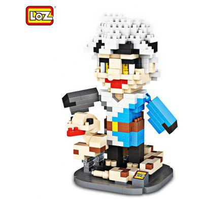 LOZ Cartoon Figure ABS Building Block - 470pcs / set