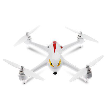 MJX Bugs 2 B2C Brushless RC Quadcopter - RTFRC Quadcopters<br>MJX Bugs 2 B2C Brushless RC Quadcopter - RTF<br><br>Age: Above 14 years old<br>Battery: 7.4V 1800mAh 25C LiPo<br>Battery Size: 13 x 3.8 x 2cm ( height not including protrusion part )<br>Battery Weight: 118g<br>Brand: MJX<br>Built-in Gyro: 6 Axis Gyro<br>Camera Pixels: 2MP ( 1920 x 1080 )<br>Channel: 4-Channels<br>Compatible with Additional Gimbal: No<br>External Memory: Micro SD card up to 32GB (not included)<br>Features: Camera, Radio Control, Brushless Version<br>Functions: Air Press Altitude Hold, Fail-safe, Sideward flight, With light, Up/down, Turn left/right, Forward/backward, Hover, Level Calibration, Low-voltage Protection, One Key Automatic Return, One Key Landing, One Key Taking Off, Headless Mode<br>Kit Types: RTF<br>Level: Advanced Level<br>Model: Bugs 2 B2C<br>Model Power: Built-in rechargeable battery<br>Motor Type: Brushless Motor<br>Package Contents: 1 x RC Quadcopter ( Battery Included ), 1 x Transmitter, 4 x Spare Propeller, 1 x Charger, 1 x 8GB Micro SD Card, 1 x Card Reader, 1 x Screwdriver<br>Package size (L x W x H): 47.00 x 15.00 x 22.30 cm / 18.5 x 5.91 x 8.78 inches<br>Package weight: 1.4650 kg<br>Product size (L x W x H): 25.50 x 25.50 x 7.50 cm / 10.04 x 10.04 x 2.95 inches<br>Product weight: 0.4450 kg<br>Radio Mode: Mode 2 (Left-hand Throttle)<br>Remote Control: 2.4GHz Wireless Remote Control<br>Satellite System: GPS<br>Sensor: Barometer<br>Size: Large<br>Transmitter Power: 4 x 1.5V AA battery(not included)<br>Type: Outdoor, Quadcopter<br>Video Resolution: 1080P