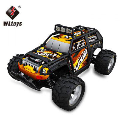 WLtoys A979 - 4 1:18 RC Brushed Big Feet Car - RTR