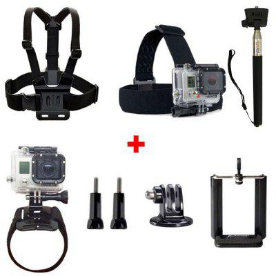 CP-GP23B Action Camera Accessory Kit