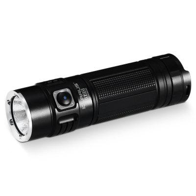 Klarus G20 LED FlashlightHot Products<br>Klarus G20 LED Flashlight<br><br>Available Light Color: Cool White<br>Battery Included or Not: Yes<br>Battery Quantity: 1 x 26650 battery (included)<br>Battery Type: 26650<br>Beam Distance: 100-150m<br>Body Material: Aerospace-grade Aluminum Alloy<br>Brand: KLARUS<br>Color Temperature: 6000-6500K<br>Emitters: Cree XHP70<br>Emitters Quantity: 1<br>Feature: Reverse Polarity Protection, Stainless Steel Bezel, Underwater, Waterproof, Rechargeable, Power Indicator, Overheating Protection, Lock-out Function, Adjustable brightness, Lanyard<br>Flashlight Processing Technology: Aerospace Grade Aluminum Body with Anti Scratching Type III Hard Anodization<br>Flashlight size: Mini<br>Flashlight Type: Handheld,Tiny<br>Function: Walking, Seeking Survival, Search, Rescue, Night Riding, Camping, EDC, Exploring, Hiking, Household Use<br>Impact Resistance: 1M<br>Lens: Toughened Ultra-clear Glass Lens with Anti-reflective Coating<br>Light color: Cool White<br>Lumens Range: &gt;2000 Lumens<br>Luminous Flux: 3000Lm<br>Luminous Intensity: 5625cd<br>Max.: 150h<br>Mode: 6(Turbo - High - Mid - Low - Strobe - SOS)<br>Mode Memory: Yes<br>Model: G20<br>Package Contents: 1 x Klarus G20 LED Flashlight, 1 x O-ring, 1 x Lanyard, 1 x 5000mAh 26650 Battery, 1 x USB Cable, 1 x Holster<br>Package size (L x W x H): 15.00 x 6.00 x 5.00 cm / 5.91 x 2.36 x 1.97 inches<br>Package weight: 0.3580 kg<br>Power: 15W<br>Power Source: Battery<br>Product size (L x W x H): 12.40 x 3.60 x 3.60 cm / 4.88 x 1.42 x 1.42 inches<br>Product weight: 0.1310 kg<br>Reflector: Aluminum Textured Orange Peel Reflector<br>Switch Location: Side Switch,Tail Cap<br>Waterproof Standard: IPX-8 Standard Waterproof (Underwater 2m)<br>Working Voltage: 2.5-5V