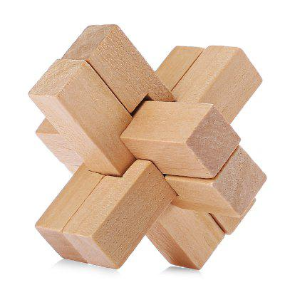 Strip Style Interlocking Jigsaw Intelligent Puzzle Toy