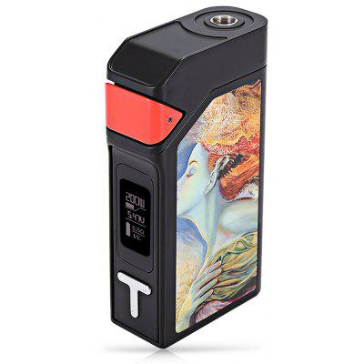 Original IJOY SOLO V2 PRO 200W Mod with 5 - 200W / 200 - 600F for E Cigarette