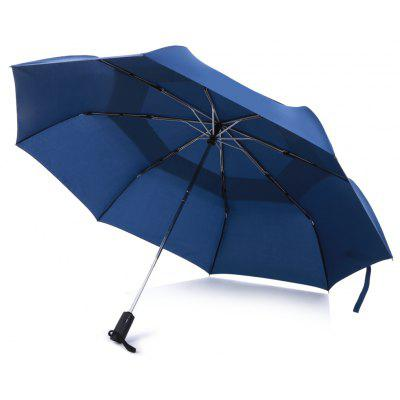 rainscape 4435S Windproof Strong Durable Umbrella Automatic Open Close Folding Reinforced Canopy