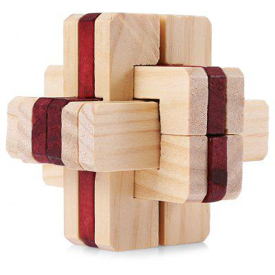 18pcs / set Block Interlocking Jigsaw Puzzle