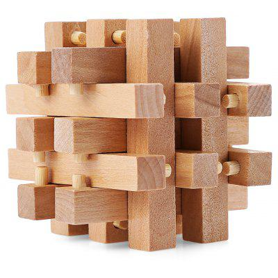 Strip Interlocking Jigsaw Puzzle - 18pcs / set