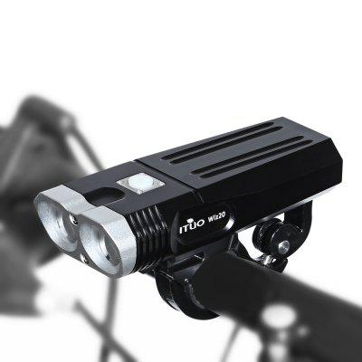 Ituo Wiz20 Cree XM - L2 1500Lm Rechargeable LED Bike Light