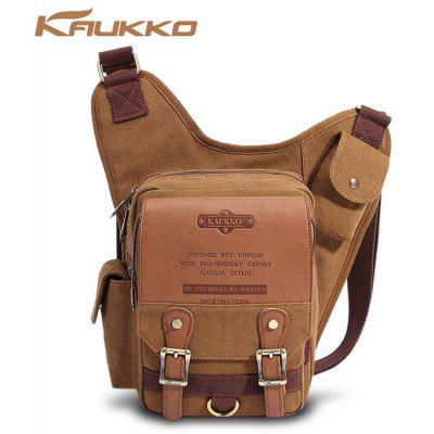 KAUKKO SG255 4L Commercial Style Besace pour Homme