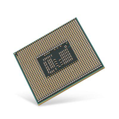 Intel i5 - 520M Dual Core CPU