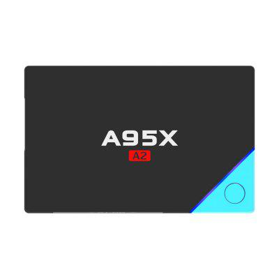 A95X A2 Amlogic S912 TV BOX