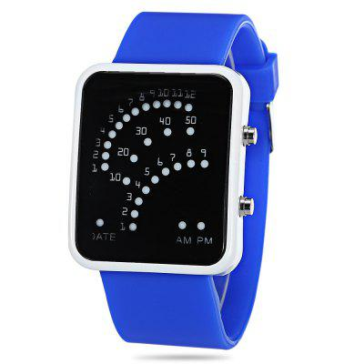 HZ302B Multifunctional LED Sports Watch