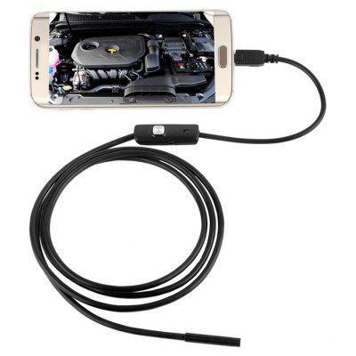 3.5m Mini Android Endoscope - BLACK