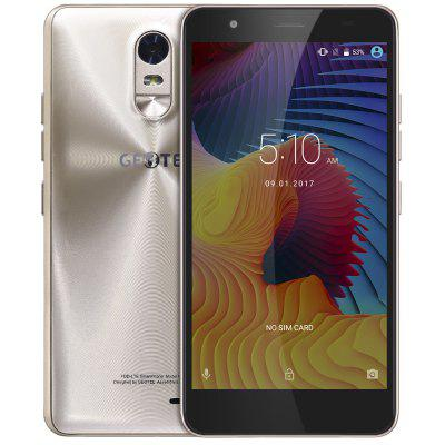 Buy GOLDEN Geotel Note 4G Phablet for $108.73 in GearBest store