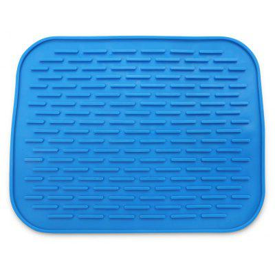 Square Silicone Heat Resistant Cup Bowl Pad Coaster