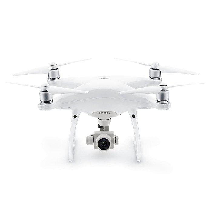 DJI Phantom 4 Advanced RC Quadcopter - RTF - WHITE STANDARD VERSION TRANSMITTER