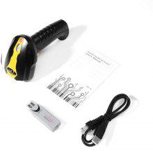 BP BP8150RD Wireless Laser Barcode Scanner