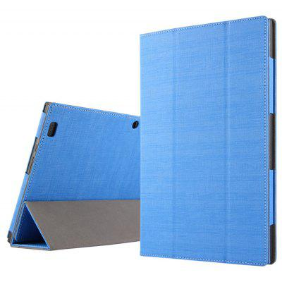 Full Body Canvas Grain PU Protective Case for Teclast X2 Pro / X3 Pro / Tbook 16