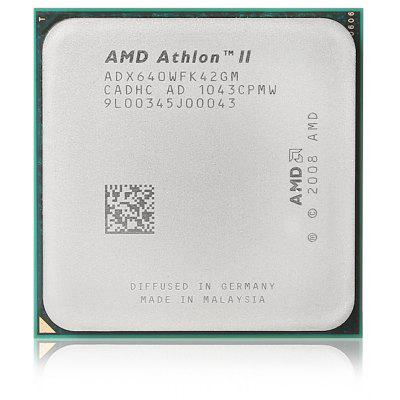Processore AMD Athlon II X4 640 da 3.0 GHz AM3 Quad-core