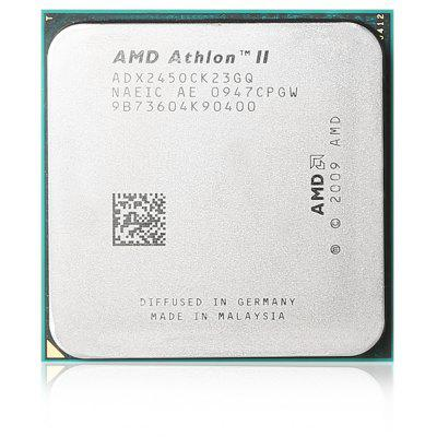 Buy SILVER AMD Athlon II X2 245 2.9GHz AM3 Dual Core CPU Processor for $6.99 in GearBest store